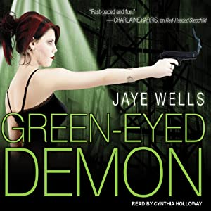 Green-Eyed Demon: Sabina Kane, Book 3 | [Jaye Wells]