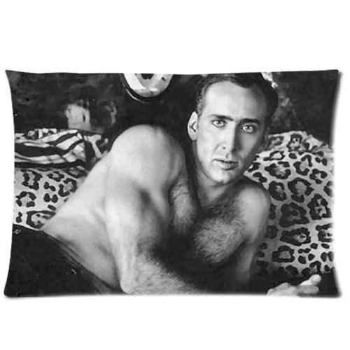 Nicholas Cage PIllowcase 20 x 30 inches