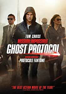 Mission Impossible: Ghost Protocol (Bilingual)