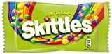 SKITTLES Crazy Sours 55 g Bag (Pack of 36)