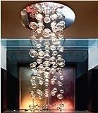 Light n Lux Pendant light(H: 110, Dia: 60cm, white ,steel/glass)
