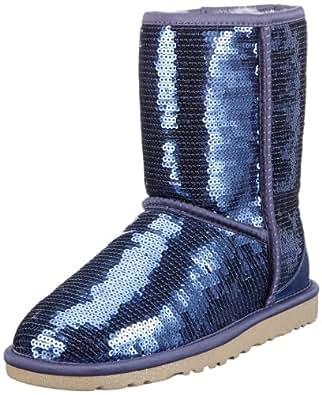 ugg boots short blau