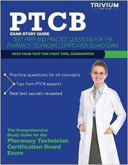 5 Best PTCB (Pharmacy Technician Certification Board) Exam ...