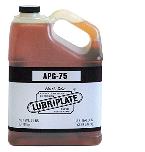 Lubriplate Apg 80, L0117-007, Petroleum-Based Gear Oil, Ctn 4/7 Lb Jugs