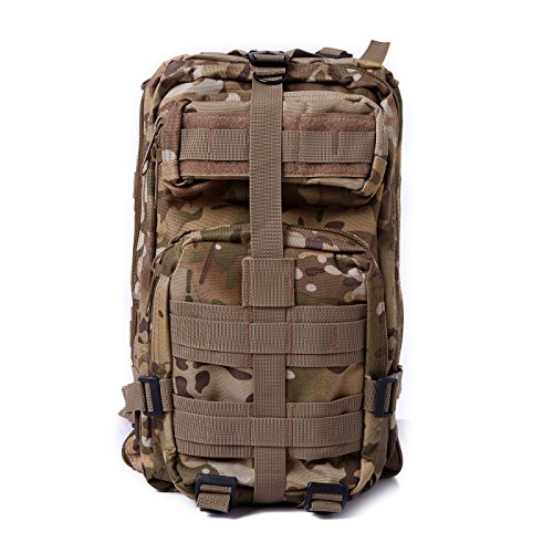 HDE Heavy-Duty 20L Outdoor Sport Military Tactical