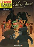 Oliver Twist (Classics Illustrated Deluxe Graphic Novels)