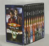 Mark Michalowski The All New Doctor Who Collection ; [10 volume cased set ] ;The Pirate Loop , Wetworld, Sting of the Zygons , The Art of Desruction , Wooden Heart , Wishing Well , Sick Building , The Last Dodo, The Price of Paradise, Forever Autumn