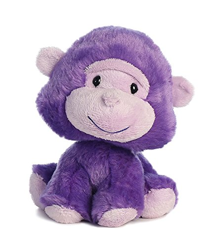 Aurora World Wobbly Bobblees Gaga Gorilla Plush