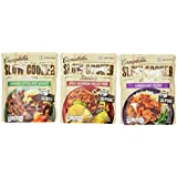 Campbell's Slow Cooker Sauces Variety Pack, 13 Ounce (Pack of 6)