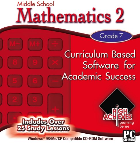 High Achiever Mathematics 2