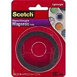 Scotch 0.5-Inch x 4-Feet Magnetic Tape (MT004.5)