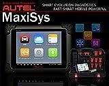 AUTEL社製汎用自動車診断機 MaxiSys (マキシシス)