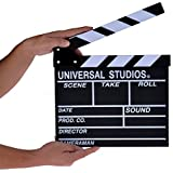 Neewer® 12''X11''/30cm X 27cm Wooden Director's Film Movie Slateboard Clapper Board