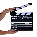 Neewer® 12X11/30cm X 27cm Wooden Directors Film Movie Slateboard Clapper Board