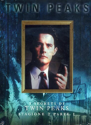 Twin Peaks - I segreti di Twin Peaks PARTE 01 Stagione 02 Volume 01 Episodi 08-18 [3 DVDs] [IT Import]