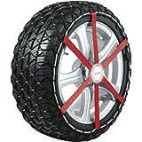 Michelin 92303 Textilschneeketten Easy Grip L13, ABS und ESP kompatibel, TÜV/GS und ÖNORM, 2 Stück
