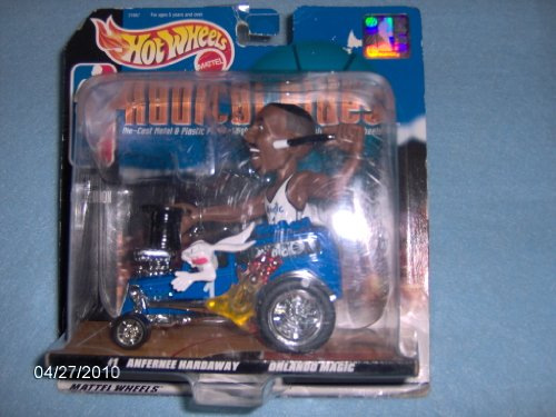 1998 Hot Wheels NBA Radical Rides - Anfernee Penny Hardaway - Orlando Magic