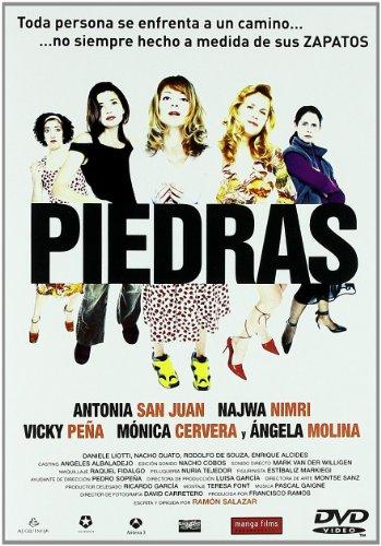 Piedras (Reed) [DVD]