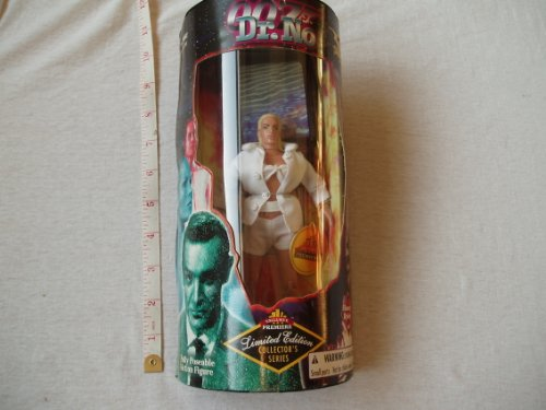 Honey Ryder Action Figure - Exclusive Premiere Limited Edition 007 James Bond Dr. No Collector's Series - 1