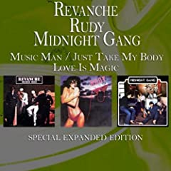 Music Man / Just Take My Body / Love Is Magic (Special Expanded Edition)