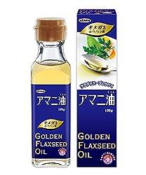 ニップン アマニ油100g