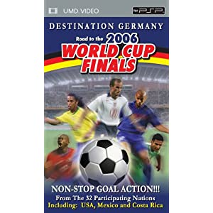 Road to the 2006: World Cup Finals [UMD for PSP] movie