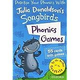 Oxford Reading Tree Songbirds: Phonics Games Flashcardsby Julia Donaldson