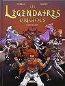 Les L�gendaires - Origines, tome 3 : Gryfenfer