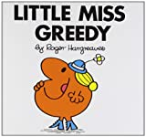 Roger Hargreaves Little Miss Greedy (Little Miss Classic Library)