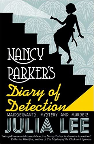 Nancy Parker's Diary of Detection (OUP)