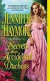 Secrets of An Accidental Duchess (A Donovan Novel)