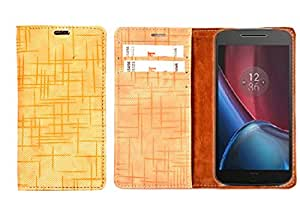 R&A Pu Leather Wallet Case Cover For Nokia Asha 311