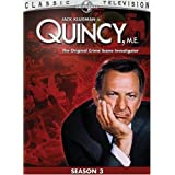 Quincy, M.E. - Season 3by Jack Klugman