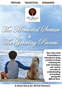 Pet Memorial Service & Grieving Guide from Warhola Video Productions