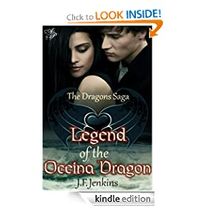 Legend of the Oceina Dragon (The Dragons Saga)