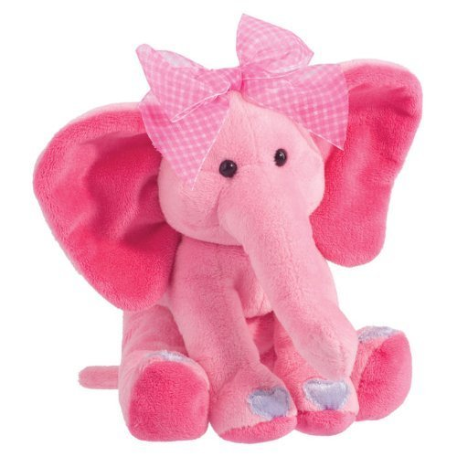 Pink Stuffed Animal front-1070580