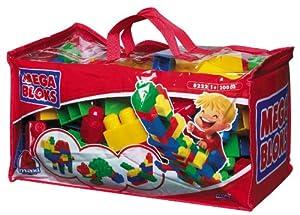 Mega Bloks 200 Piece Duffle Bag