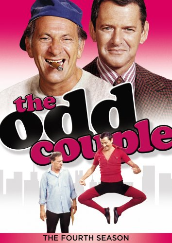 Cover art for  The Odd Couple: Season 4