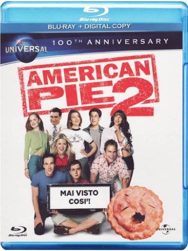 American pie 2 (+digital copy) [Blu-ray] [IT Import]