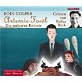 """Artemis Fowl. Die verlorene Kolonie. 6 CDsvon """"Eoin Colfer"""""""