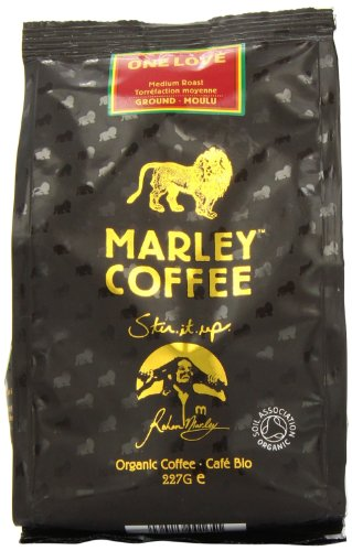 Marley Coffee One Love Medium Roast Ground 227 g