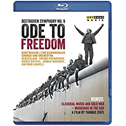 Ode to Freedom - Beethoven Symphony No. 9 [Blu-ray]