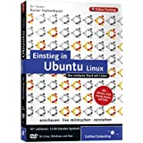 "Einstieg in Ubuntu Linux - Das Video-Training auf DVDvon ""Galileo Press"""