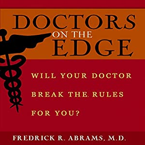 Doctors on the Edge Audiobook