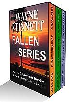 Fallen Series: A Jesse Mcdermitt Bundle (caribbean Adventure Series Book 0)