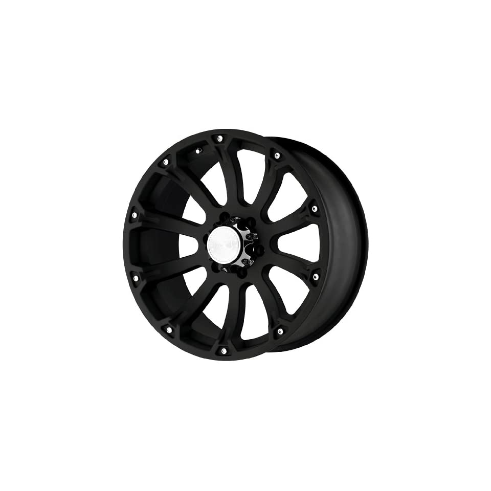 Black Rhino Wheels Sidewinder Series Matte Black Wheel (17x9/6x135mm)