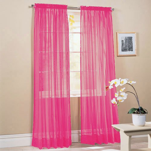 Pink Curtains For Girls Room u2013 Ultimate-Ashlee