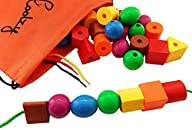 Jumbo Primary Stringing Bead Set with…