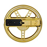 dreamGEAR Nintendo Wii Motion Plus Wheel (gold)