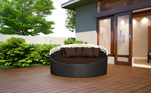 Wicker Day Beds 4440 front